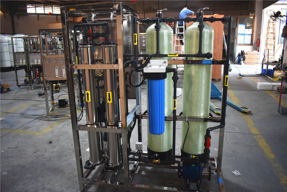 500LPHRO System Manufacturer Reverse Osmosis industrial water treatment companies