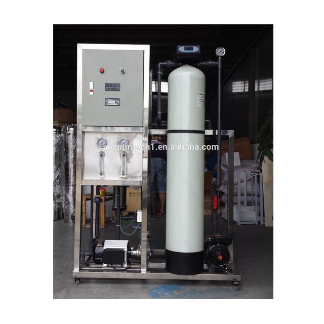 0.25T/H RO drinking water machine filter