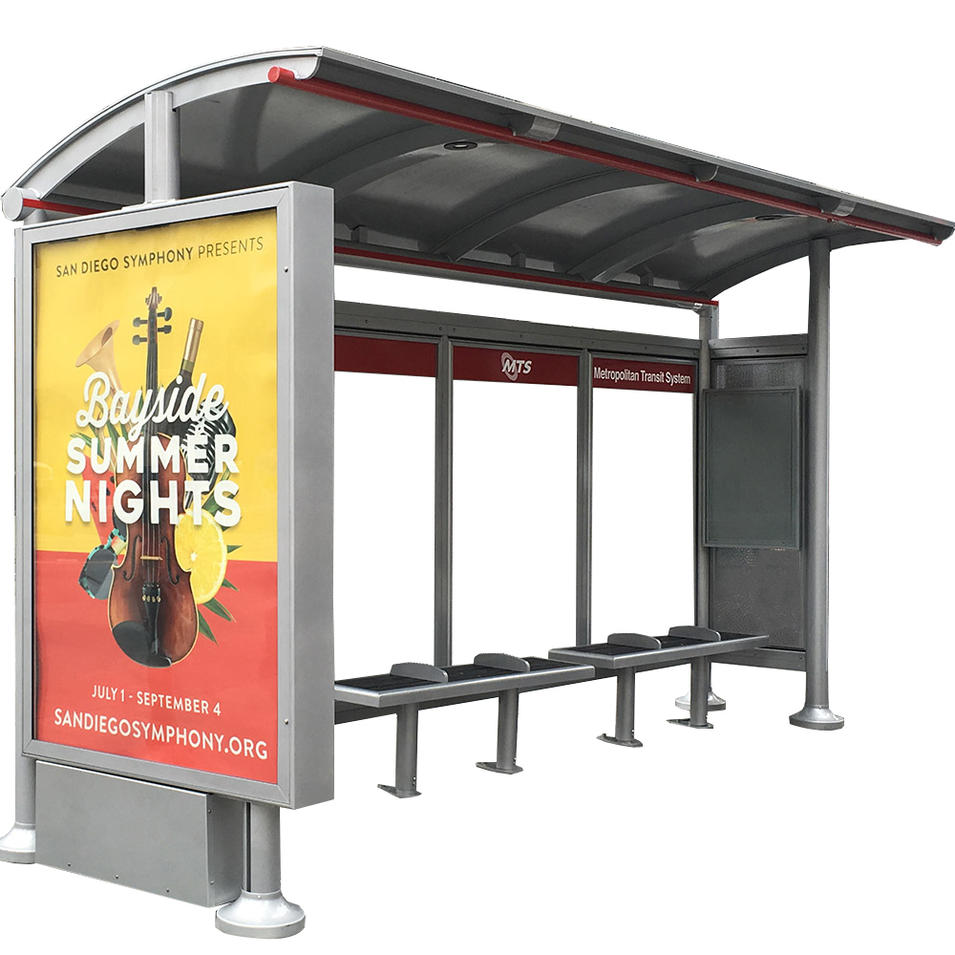 Top Quality Bus Shelter Suppliers