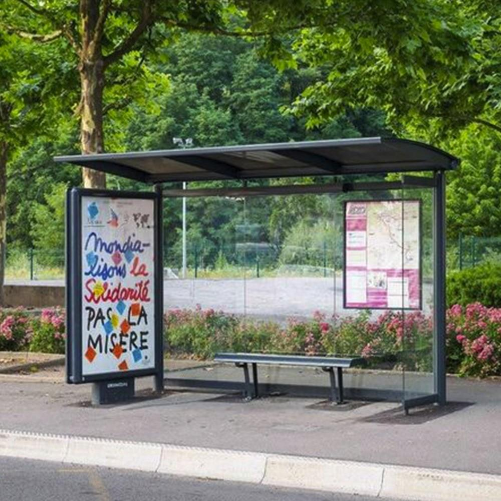 2020 High quality used bus shelters for sale