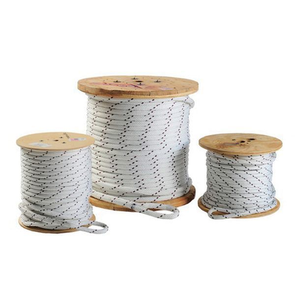 12mm cable pulling rope nylon core polyester cover