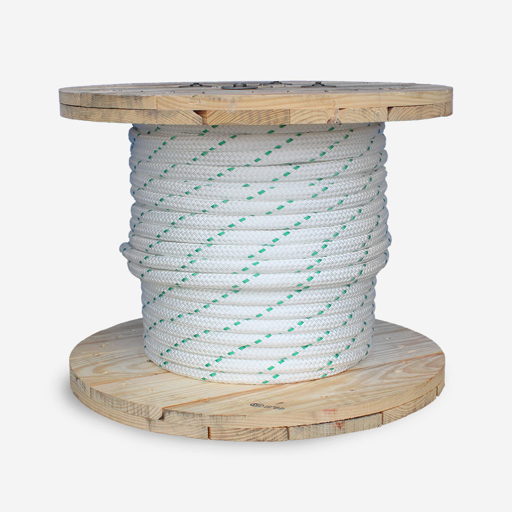 electric traction rope for cable pulling