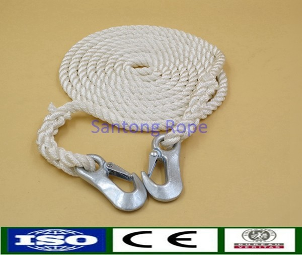 Excellent tow ropes for cars, pickups and 4x4's