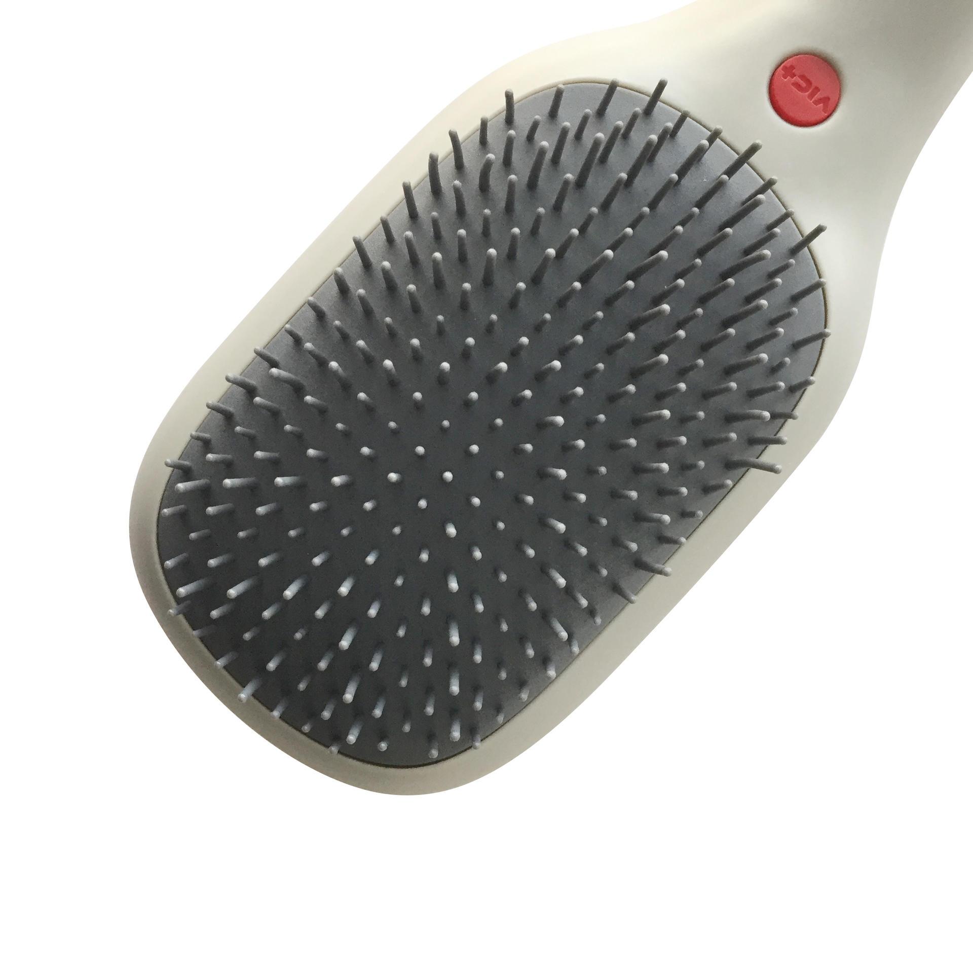Wholesale salon hair extension comb hair tangled bristle tangle hair brush
