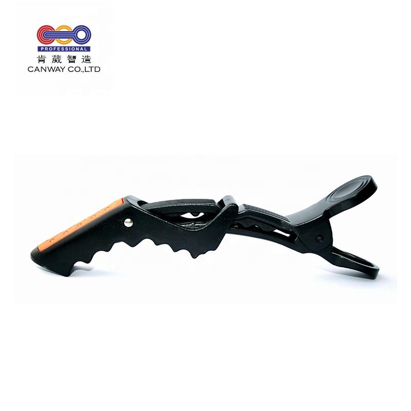 Wholesale Salon Use hair clip for salon Plastic Alligator Hair Clips