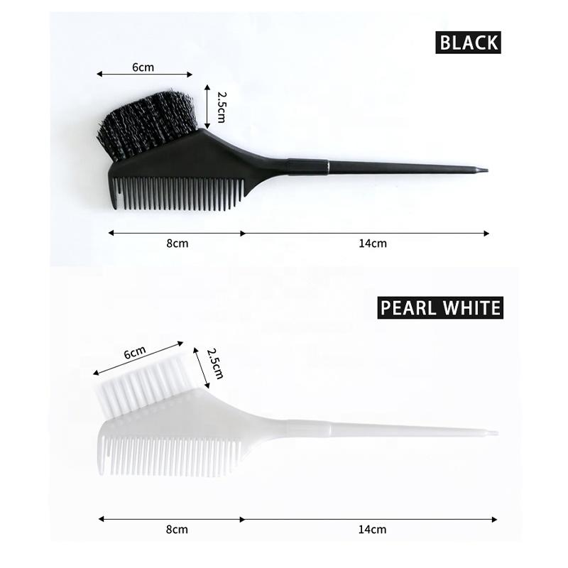 professional hair color coloring style styling dye decorate comb hair dye brush make up tools supply
