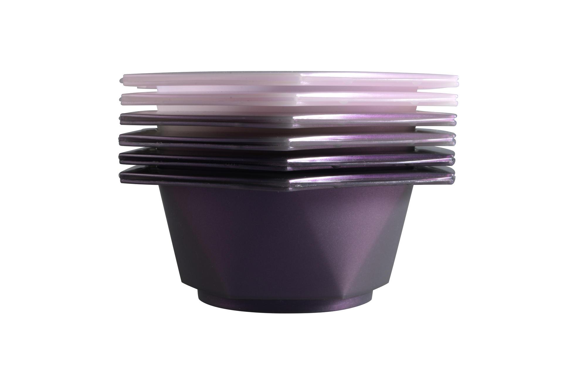 Professional salon barber hair tint bowl hair color mixing bowl