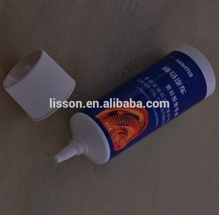 Industry tube for gear oil treatment plastic tube for glue