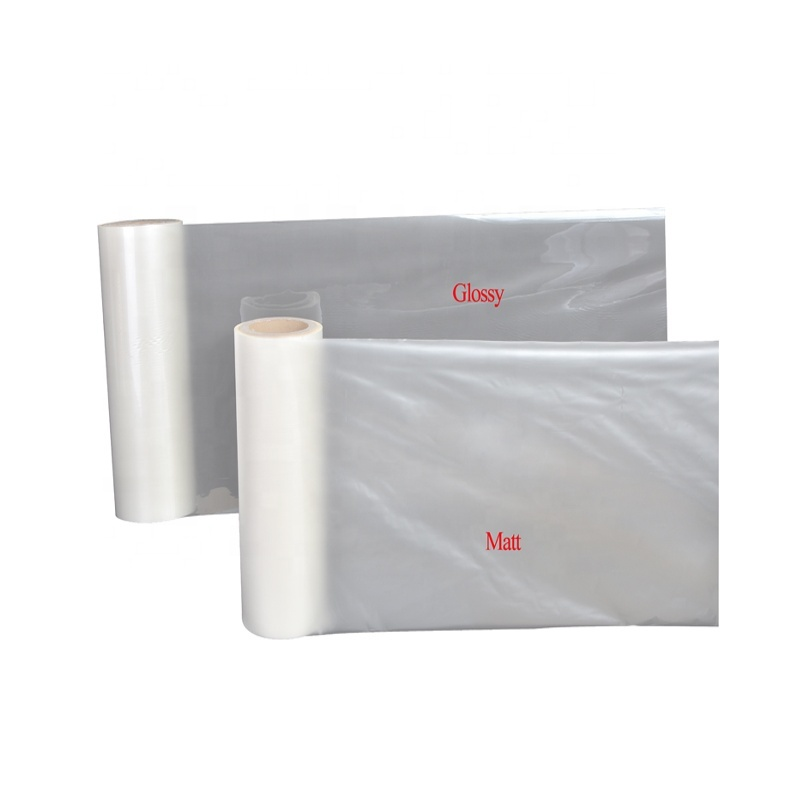 BOPP PET + EVA Thermal Lamination Film for Packaging and Printing