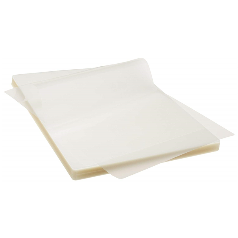 A4 high Pet laminating pouch film