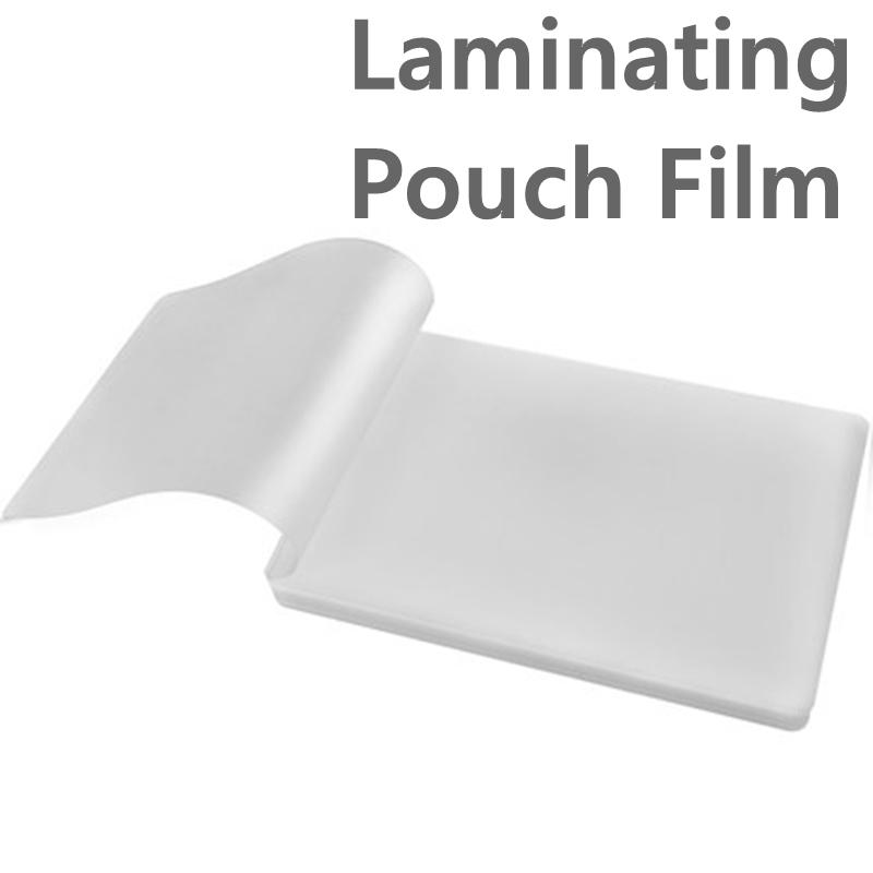 A4 laminating pouches filmPET EVA film clear PET lamination plastic film