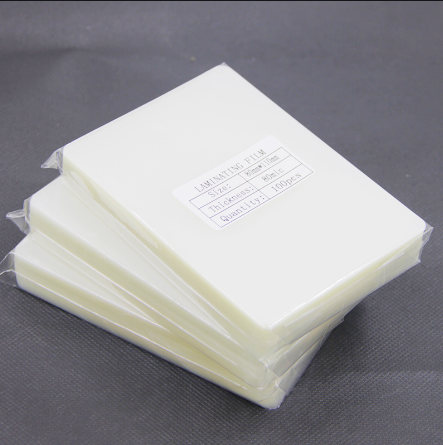 Laminating pouch film A4 size