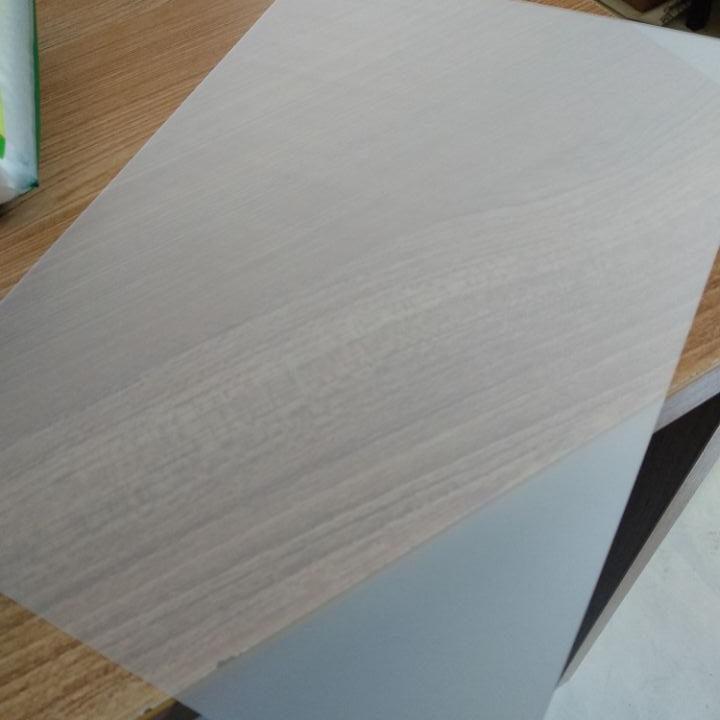 Picture PET Transparent Plastic Rolling Paper Translucent Thermal Lamination Film