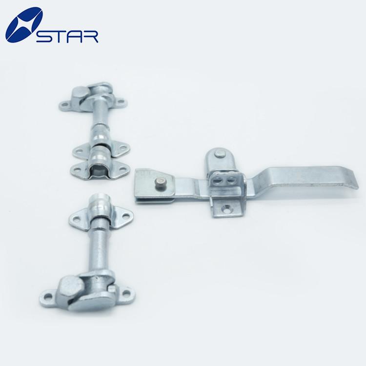 Van accessories spin lock milk truck rear door lock rod of automobile logistics lock