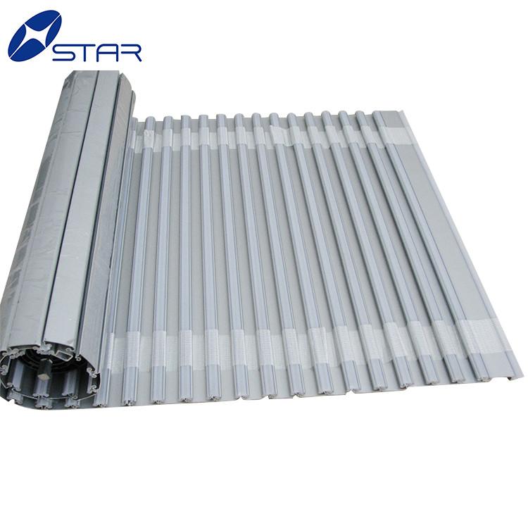 Electric china supplier rvertical steel roller shutter door