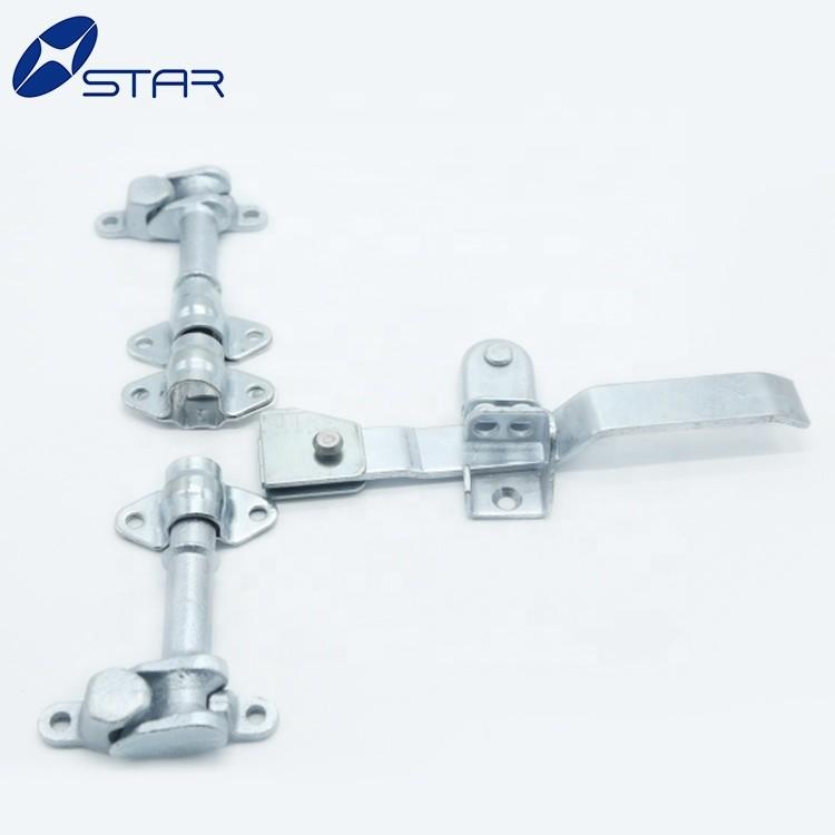 factory supply excellent door blocking door bar back door lock lever lock rotating lever lock