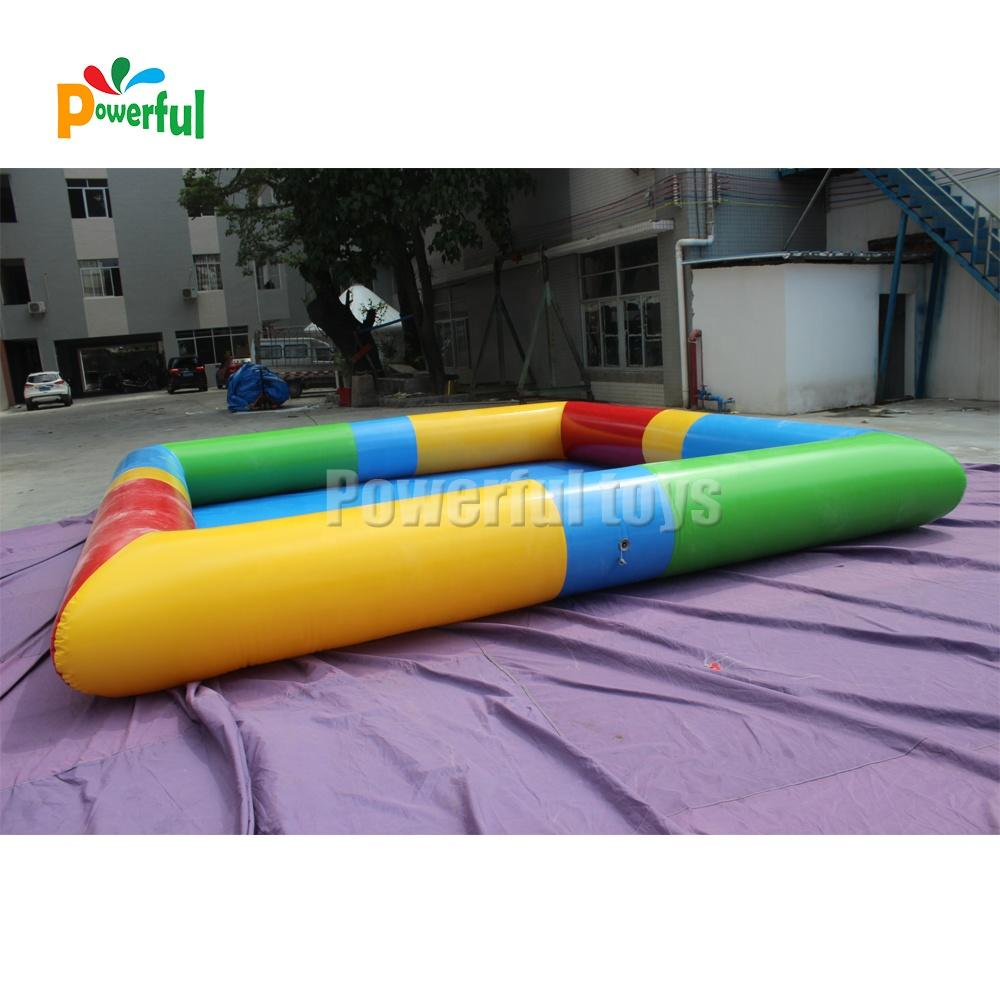 Hot sale commercial floating inflatable swimming lap pool