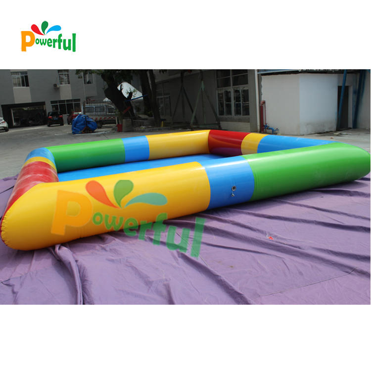 Kids/children inflatable swimming pool for family