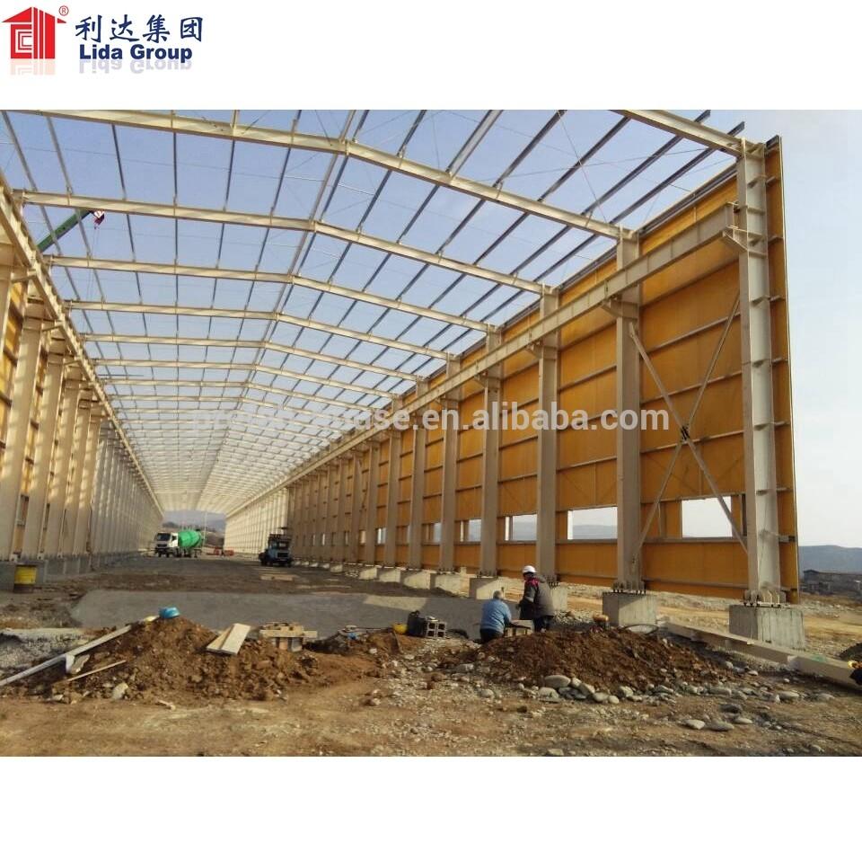Qatar Pre-Engineered steel structure factory