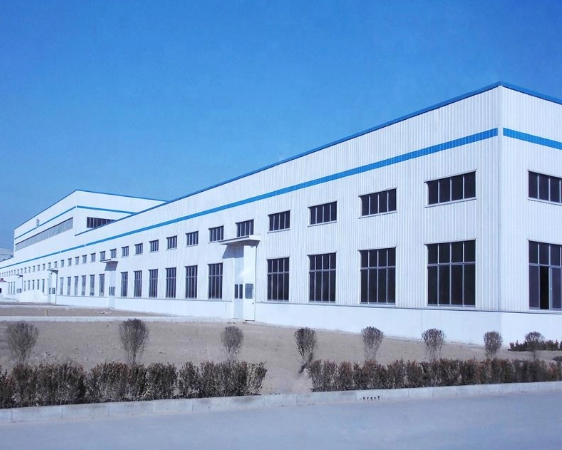 Original manufacturer prefabricated steel structure for warehouses roof building