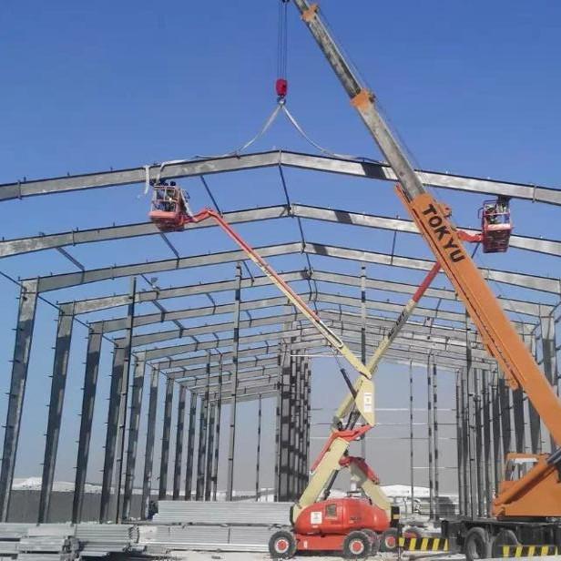 Caribbean Prefabricated Metal Farm Store