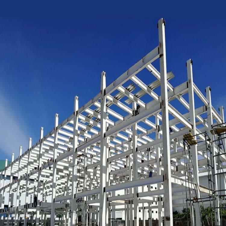 Light Steel Villa Prefabricated House Steel Structure