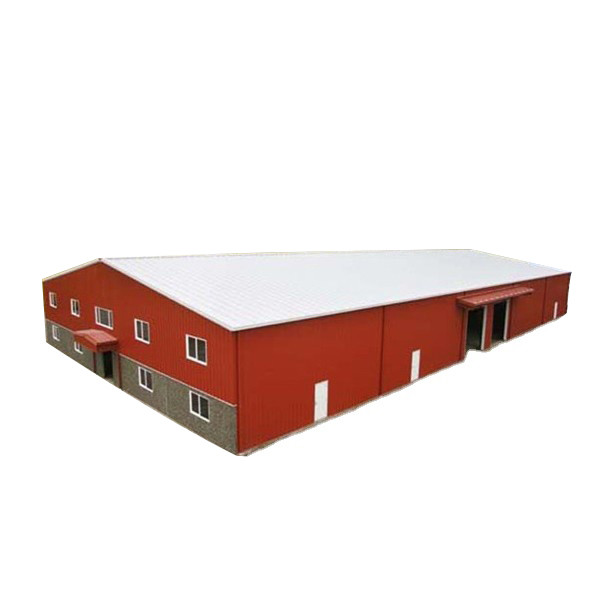 Solid Durable Construction Materials Cheap Price Steel Structure Workshop