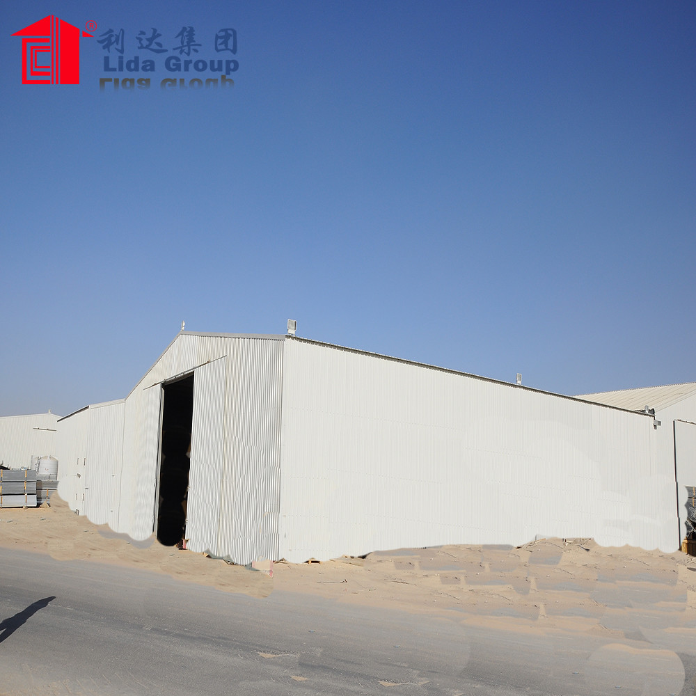 China cheap steel structure warehouse building