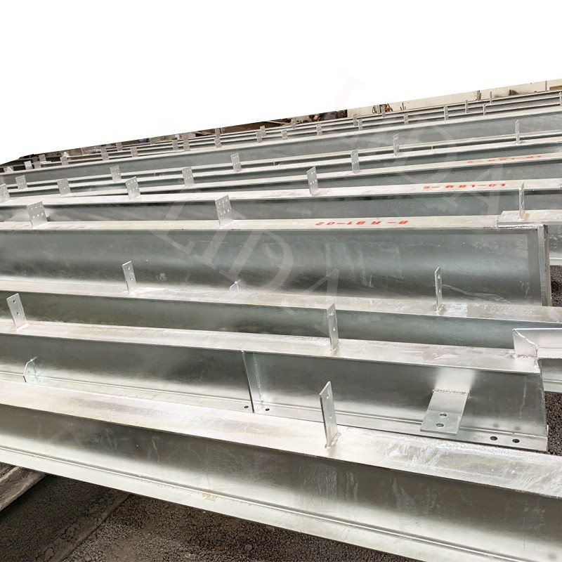 Cheap steel prefabricated warehouse construction costs
