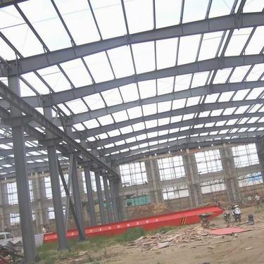 Mafraq Egypt Jordan Prefab industrial logistic warehouse