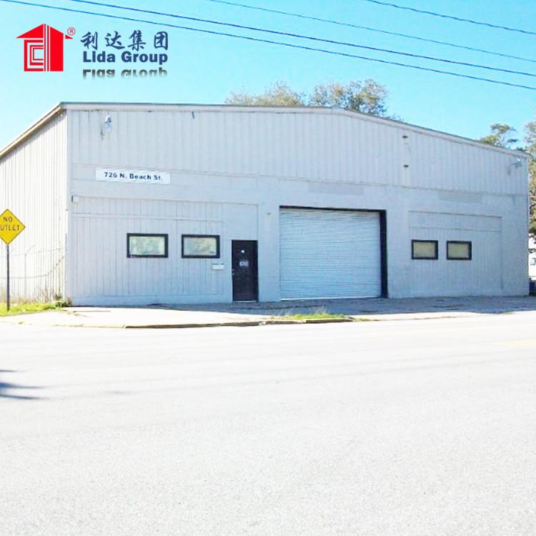 Prefabricated Engineering Steel Structure Warehouse