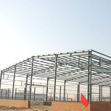 Factory Prefabricated Logistic Jordan Plant