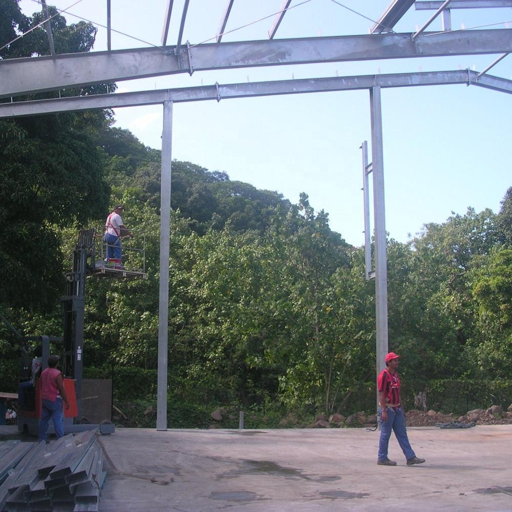 quick build steel construction turkey with low price