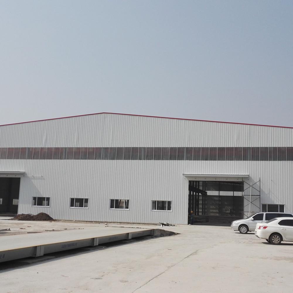 Guinea pre engineered steel buildings/warehouse/workshop