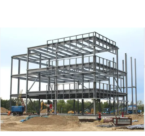 Export to Europe Prefab Steel Structure Warehouse Buildings Fabrication in 140+ Countries