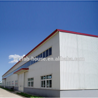 pre engineered steel buildings/warehouse/workshop/gym/hall in africa Quality