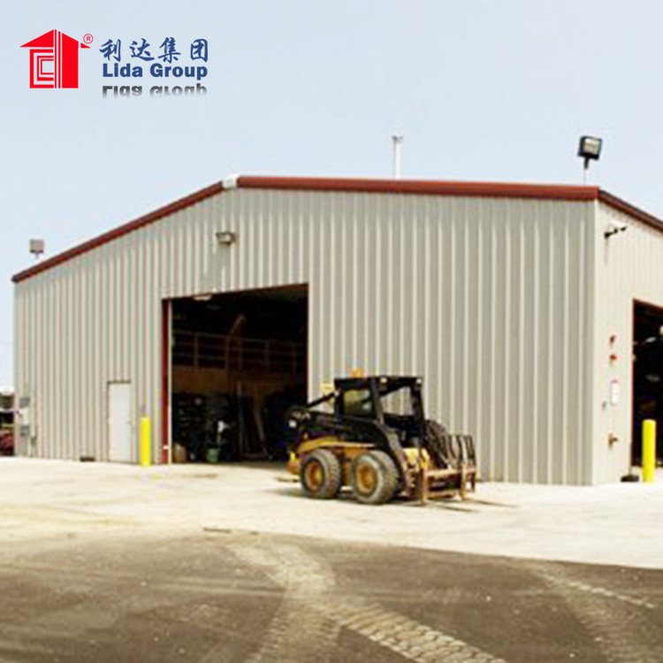 steel frame structure buildings cold storage warehouse construction for sale