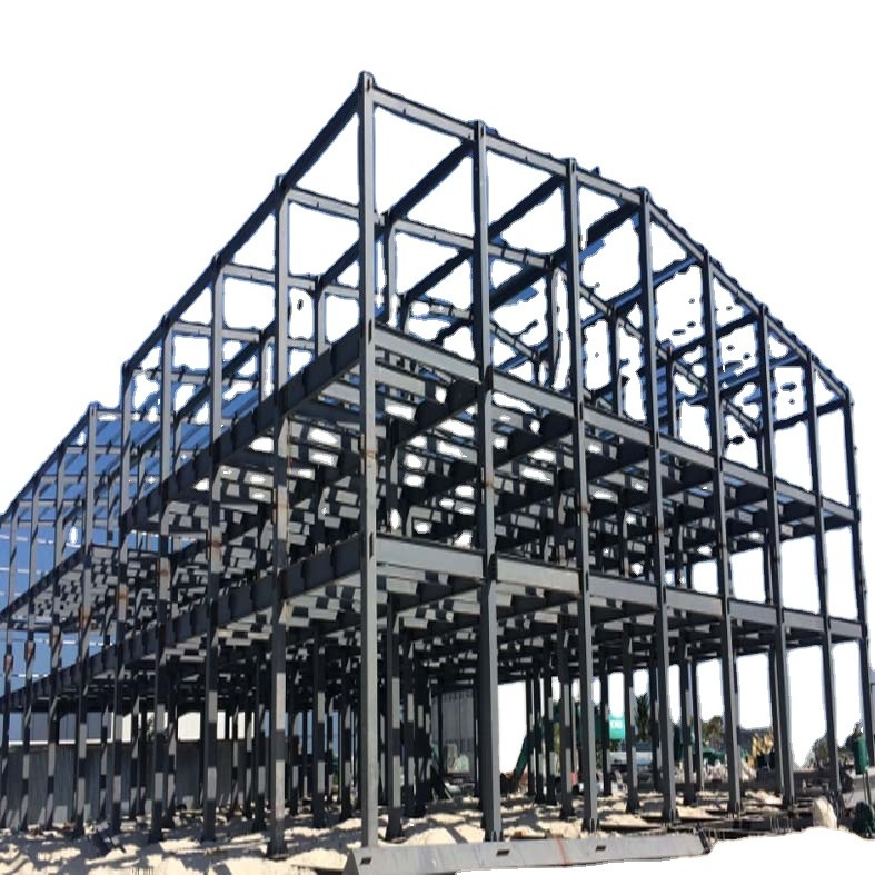 Prefabricated steel structure industrial factory building