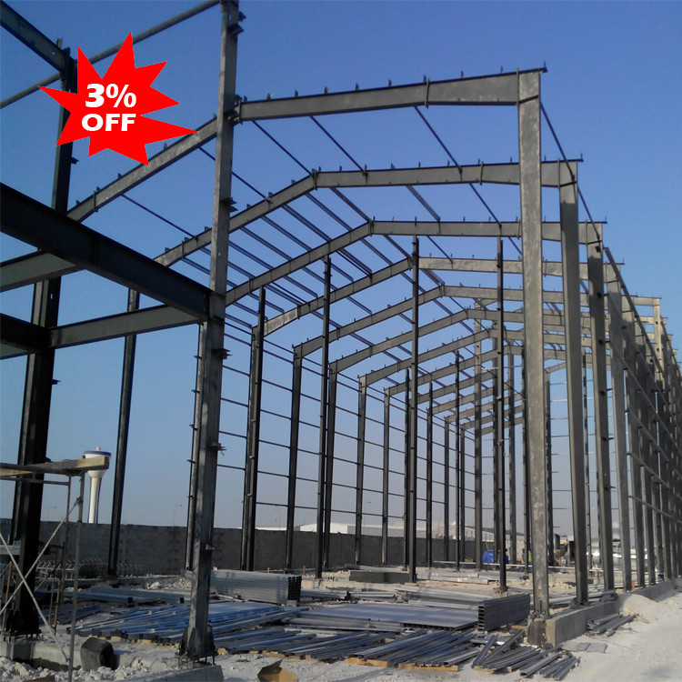 Prefabricated steel structure building PEB building structural steel building