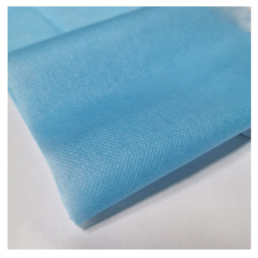pp spunbond sms non woven fabric for medical disaposable products used