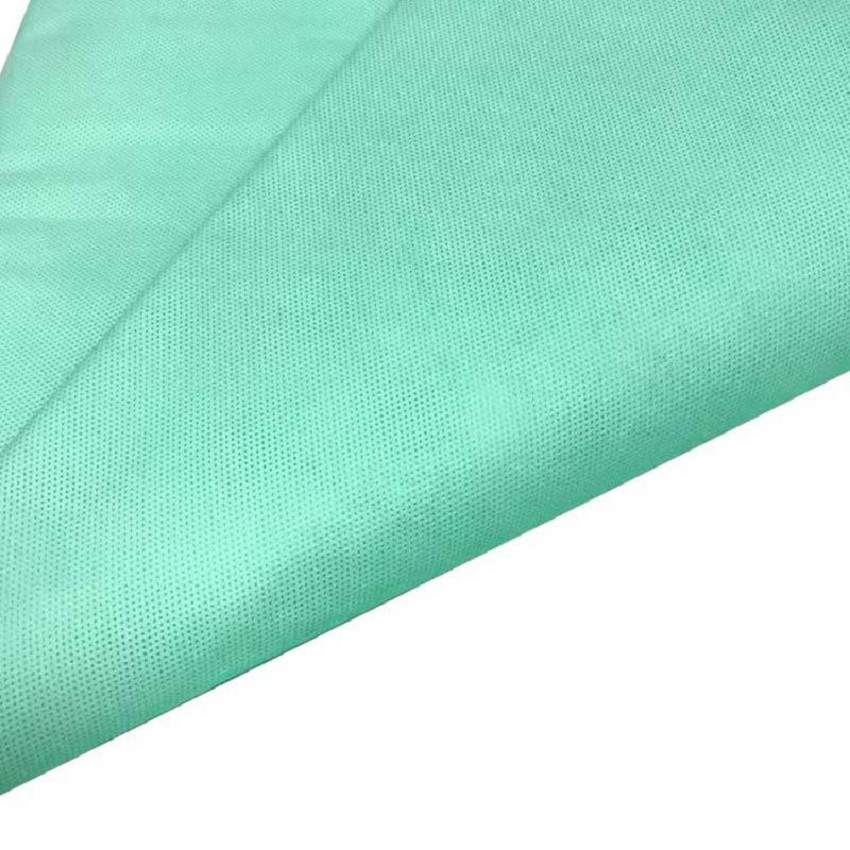 Spunbond PP nonwoven fabric for doctor cloths