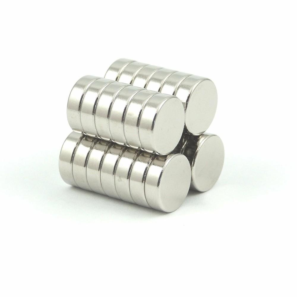 Disc-Shape NdFeB magnet