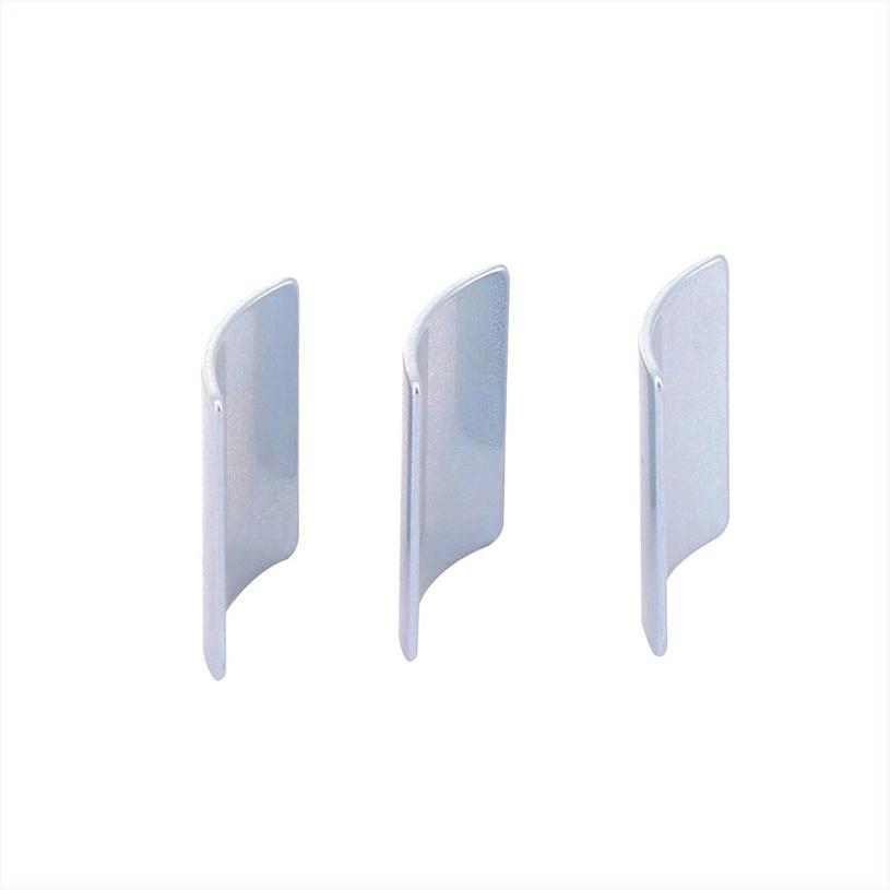 Factory wholesaleN50 NdFeB motor round magnet arc magnet rare earth segment magnet
