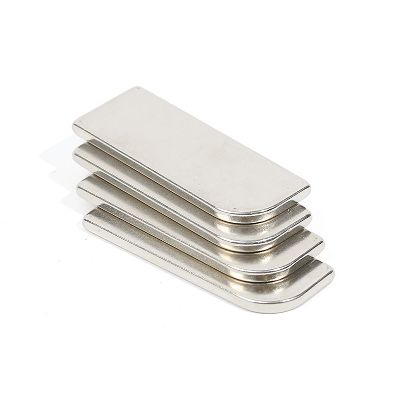 N52Super Strong Thin Rectangle Neodymium Magnets for refrigerator