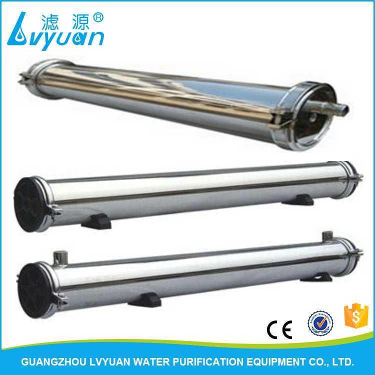 Reverse Omsosis 316 stainless steel membrane pressure vessels
