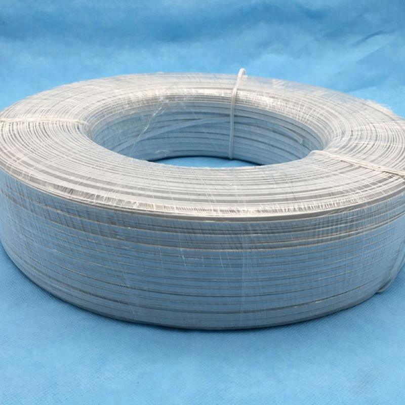 PP/PE 3mm or 5mm Single/Double Plastic Nose Wire for Mask Materials