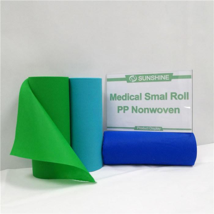 Blue Color Spunbond Nonwoven Medical