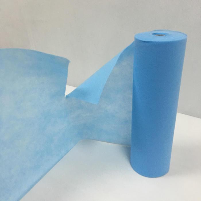 Blue Color Watreproof Woodpulp Nonwoven Fabric