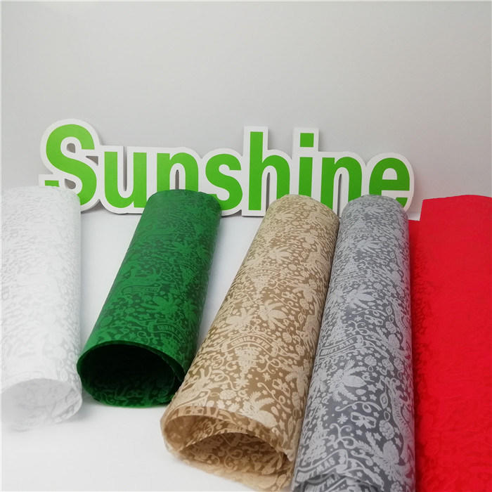 100% Virgin Polypropylene Nonwoven Fabric