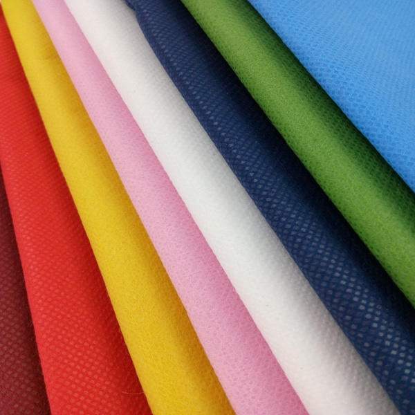 Colorful Spunbonded Nonwovens PP Nonwoven Fabric